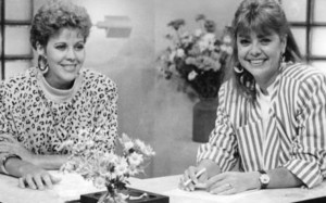 """Claudete Troiano e Ione Borges comandaram o """"Mulheres"""" nos anos 80"""