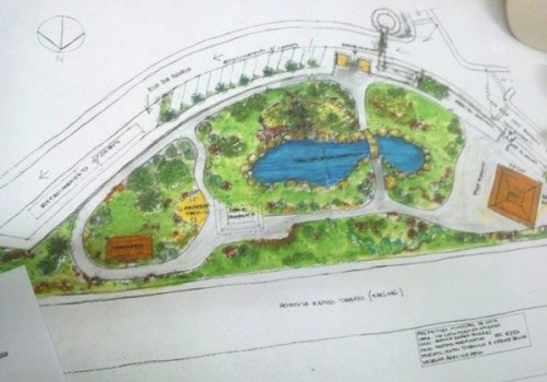 Projeto apresentado em junho de 2013