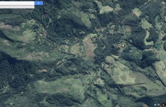 Área a ser adquirida em Minas Gerais