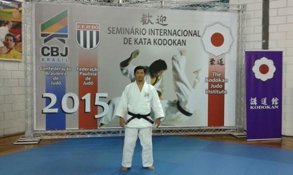 Seminário Kodokan  Elvis Tashiro (3)