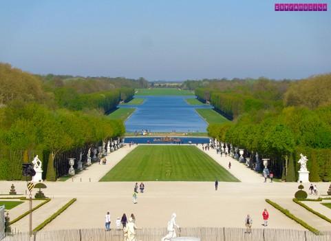 Versailles geral jardins