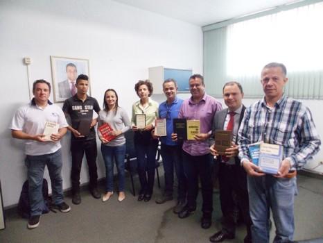 Kodiak,Matheus, Gabriela, Edna, Guidinho, Givaldo, Pedro e Marcênio