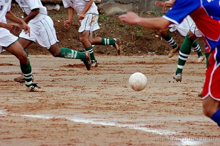 Guia Futebol Amador de Cotia 2018
