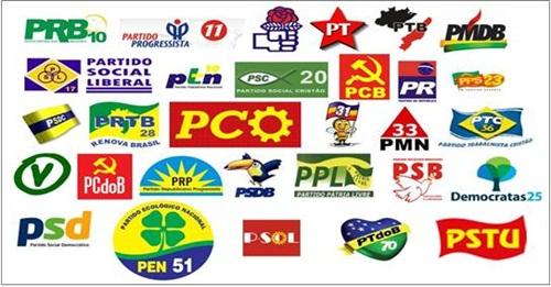 partidos-politicos-brasileiros