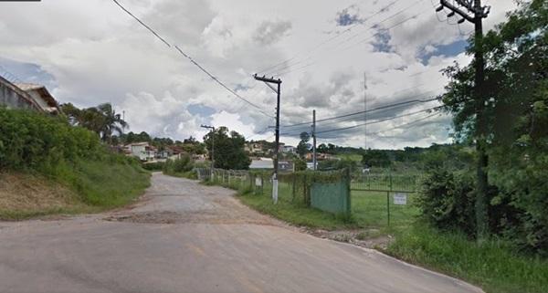 Entrada da Rua Nicodemos, em foto do Google