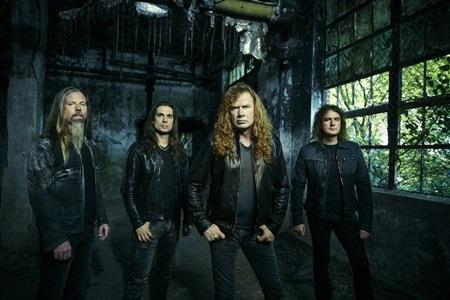 Megadeth deve lançar material novo em 2019, diz Dave Mustaine