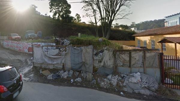 Local que funciona o depósito, em foto do Google