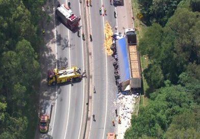 Aumenta em 51% o número de feridos em acidentes de trânsito em Cotia