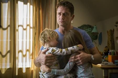 """Na tela: """"Um Homem de Família"""", com Gerard Butler"""