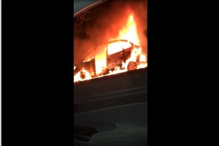 carro-chamas