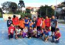 Eduka Fut, o projeto social que ensina futsal para crianças da periferia de Cotia