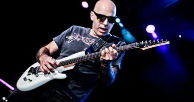 Joe Satriani toca de graça no Ibirapuera dia 6