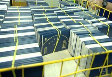 PF retoma emissão de passaportes nesta semana