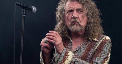Robert Plant nega reunião do Led Zeppelin
