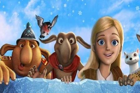 """Animação e aventura em """"O Reino Gelado – Fogo e Gelo"""""""