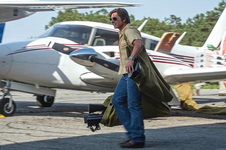 """Tom Cruise está insuperável em """"Feito na América"""""""