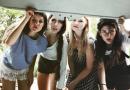 Banda espanhola Hinds se apresenta pela primeira vez no Brasil