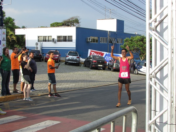 1º colocado Diego