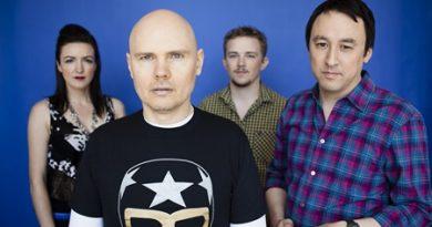 Smashing Pumpkins anuncia disco duplo e minissérie animada