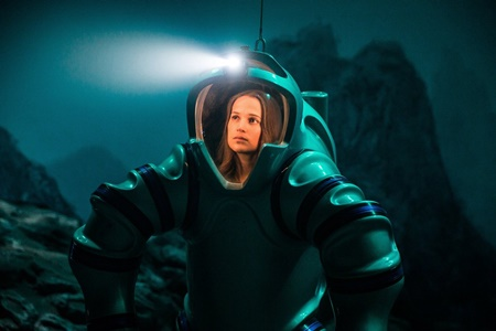 """Drama no fundo do mar: """"Submersão"""" estreia nas telas"""