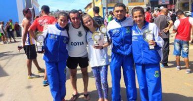 Oito atletas de Cotia conquistam medalhas em corridas no interior