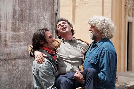 """Uma bela comédia italiana no cinema: """"A Vida em Família"""""""