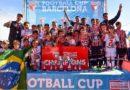 Meninos de escolinha do SPFC de Cotia conquistam dois títulos na Europa