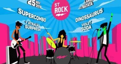 Domingo tem Festival Street Rock no Largo da Batata