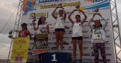 Atletismo de Cotia ganha corridas de rua em Sorocaba e Mongaguá