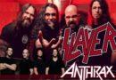 Slayer e Anthrax são confirmados no Rock in Rio