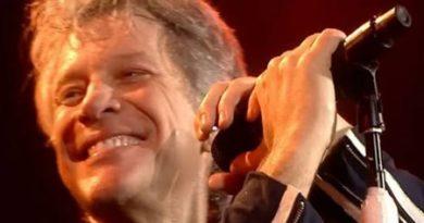 Bon Jovi anuncia turnê pelo Brasil com abertura do Goo Goo Dolls