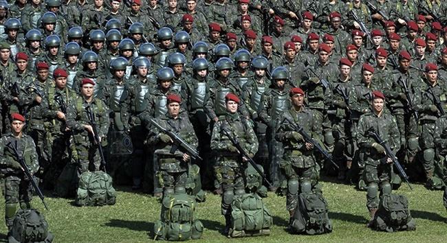 Efetivo das Forças Armadas será reduzido nos próximos 10 anos