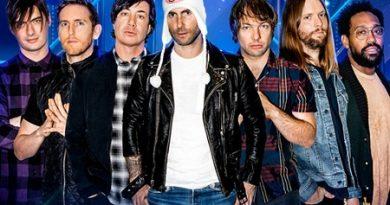 Maroon 5 confirma quatro shows no Brasil no começo de 2020