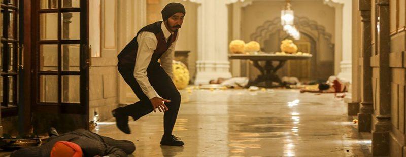 """Terrorismo na telona: """"Atentado ao Hotel Taj Mahal"""""""
