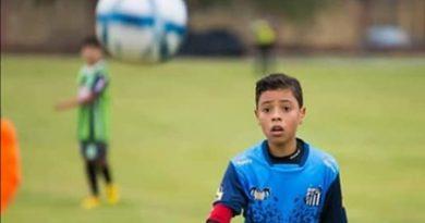 Jovem craque de Cotia jogará pelo Santos no Campeonato Mundial sub-13