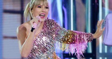 Taylor Swift fará show em São Paulo em 2020