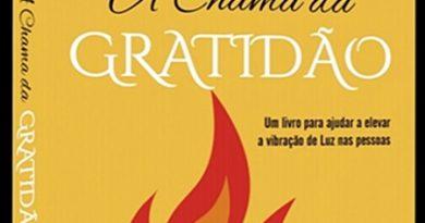 """Jornalista e coach de Cotia, Arnaldo de Souza lançará o livro """"A Chama da Gratidão"""", no sábado (19)"""
