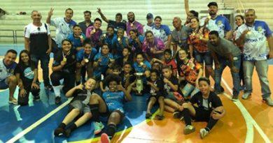 Liga Cotiana/Eduka Fut é campeã do Troféu Piratininga da Federação Paulista de Futsal