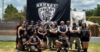 Vultos Motoclube comemora 22 anos com festa e rock'n roll neste sábado