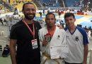 Judoca de Cotia conquista medalha de bronze no Campeonato Paulista