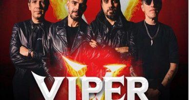 Com 35 anos, banda BR de metal Viper anuncia turnê e novo disco
