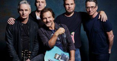 Pearl Jam tocará em evento online beneficente em junho