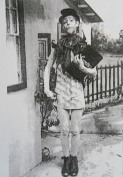 Georges como Visconde de Sabugosa no Sítio.