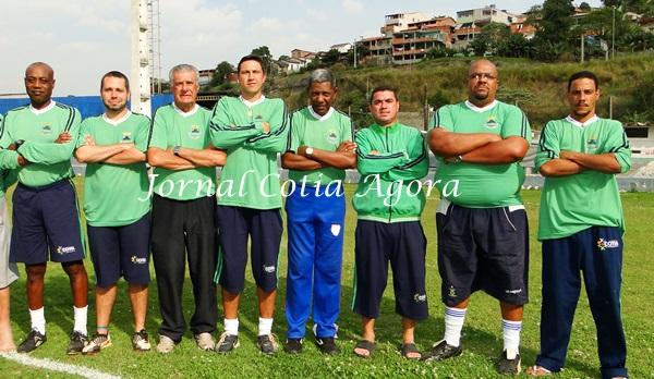 Carlão, Leandro, Pinho, Odirlei, Araújo, Pernambuco, Robertão, Ninho