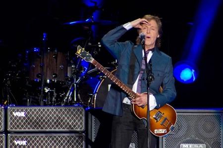 Paul McCartney virá ao Brasil em março, diz site