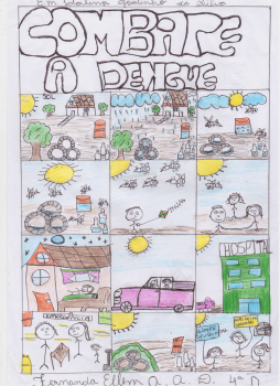 Cotia Desenhos Sao Premiados Em Concurso Cultural Contra Dengue