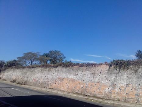 Área após desmatamento