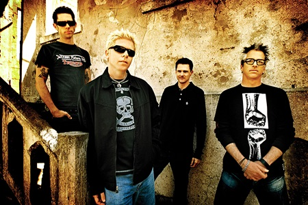 Site diz que The Offspring fará show acústico em SP