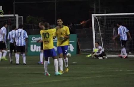 c67f317ef42f9 Equipe paraolímpica de futebol de 7 se prepara em Cotia para Jogos no Rio