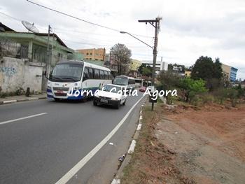 Rua da Glória terá trânsito local
